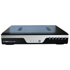 Видеорегистратор 4CH DVR HB-D01X04 Standard H.264 сжатие 4ch D1 Real-Time поддерживается