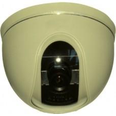 Видеокамера офисная купольная  H703D17 Color 1/4