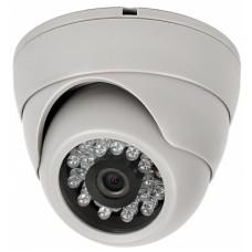 AHD видеокамера US MBp1.0 уличная; 1.Mp; купольная (3.6)(1280 х 720 )