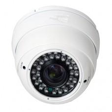 Видеокамера CAM-IRDNTSFP-P, 1000твл ИК 30м. уличная купол  SONY EFFIO-E  960H
