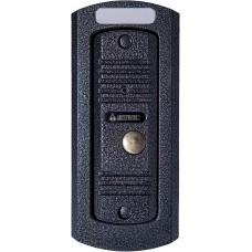 Видеопанель Activision AVC-305, ч/б, врезная серебряный антик
