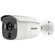 Камера видеонаблюдения HIKVISION DS-2CE12D8T-PIRL, 1080p, 2.8 мм, белый