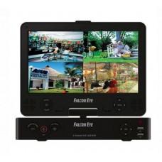 Видеорегистратор с монитором 18см DH-0704l  поддержка 3G 4в+ 4зв уд. дост