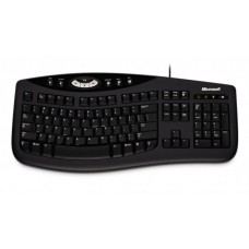 Клавиатура Microsoft Comfort Curve Keyboard 2000 Black USB