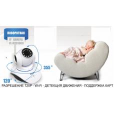 IP Видеокамера Falcon Eye FE-MTR1000 поворотная; 1.Mp; WiFi