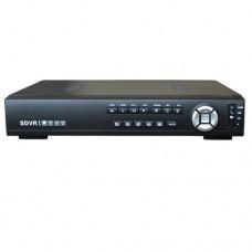 Видеорегистратор SDH-04D3 4-960h 4-720p 2-1080p, 4audio WiFi 3G