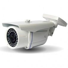 Видеокамера уличная  H761G62-3N ccd700w72ir2,8-12mm 4x zoom белая 40м