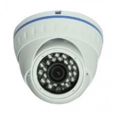 Видеокамера IP офисная купольная  US ip 1.Mp 3.6мм h.264 IDp1 (1280*720, 1Mpix, H.264, 3.6мм)