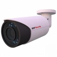 IP Видеокамера BSP Security 4MP-BUL-2.7-13.5M /2.8-12M 4Mp; моторизированная, WDR, PoE, Audio