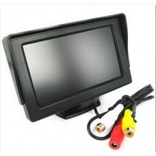 Видеокамера заднего вида для а/м  с монитором